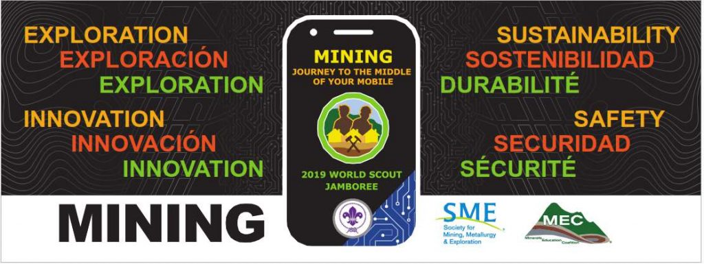 Mining in Society Merit Badge | Minerals Education Coalition