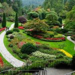 Butchart Gardens-  After