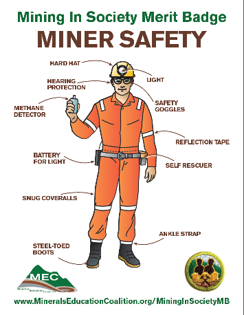 Mis Safetyman Poster Screenshot Minerals Education Coalition